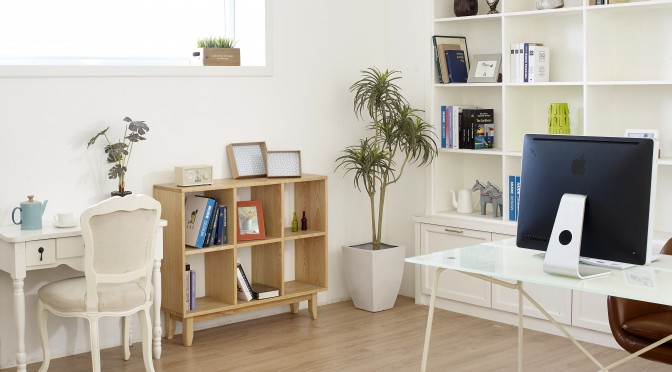 10 Ways to Create the Perfect Home Office When You Have Little Space